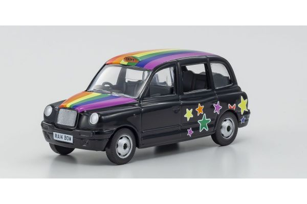CORGI 1/36scale London taxi Rainbow  [No.CGGS85929]