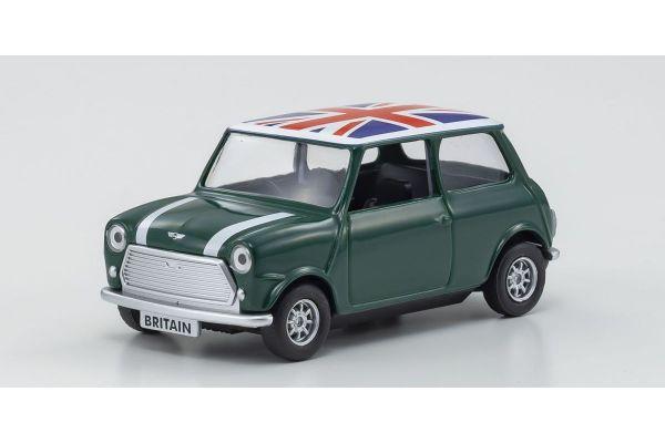 CORGI 1/36scale Best of British Classic Mini (Green)  [No.CGGS82112]