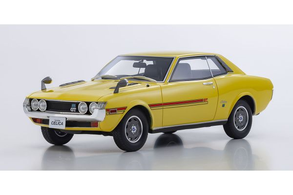 OttO mobile 1/18scale Toyota Celica 1600GT (Yellow)  [No.OTM344]