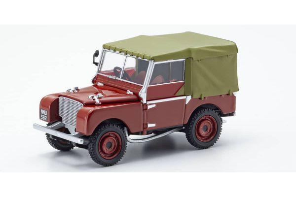 CORGI 1/43scale Land Rover Series 1 80 Poppy Red  [No.CGVA11118]