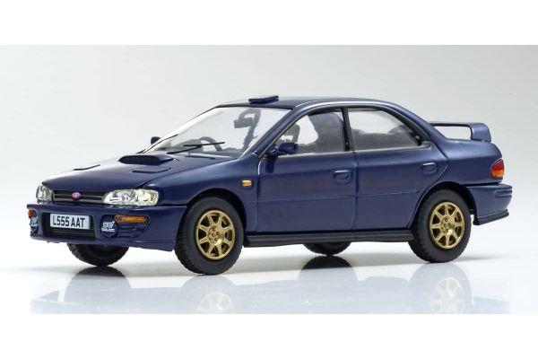 CORGI 1/43scale Subaru Impreza WRX STi Ver.II Pure Sports Sedan Sports Blue  [No.CGVA12107]