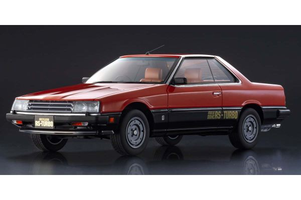 SAMURAI 1/18scale Nissan Skyline 2000 Turbo RS (Red) Limited to 700  [No.KSR18051R]