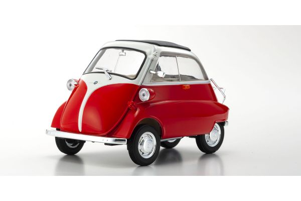 WELLY 1/18scale BMW Isetta (Red)  [No.WE24096R]