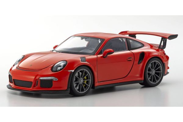 WELLY 1/24scale Porsche 911 GT3 RS (Orange)  [No.WE24080OR]