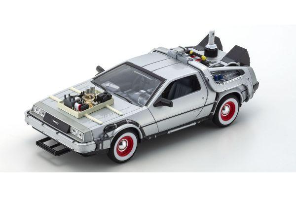 WELLY 1/24scale DeLorean DMC-12 (BACK TO THE FUTURE III)  [No.WE22444W]
