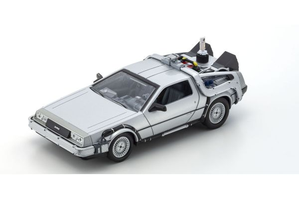 WELLY 1/24scale DeLorean DMC-12 (BACK TO THE FUTURE II) Flying Wheel  [No.WE22441FV]