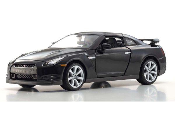 MAISTO 1/24scale Nissan GT-R Black  [No.MS31294BK]