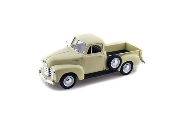 WELLY 1/24scale Chevrolet 3100 pick-up truck 1953 Cream  [No.WE22087CR]