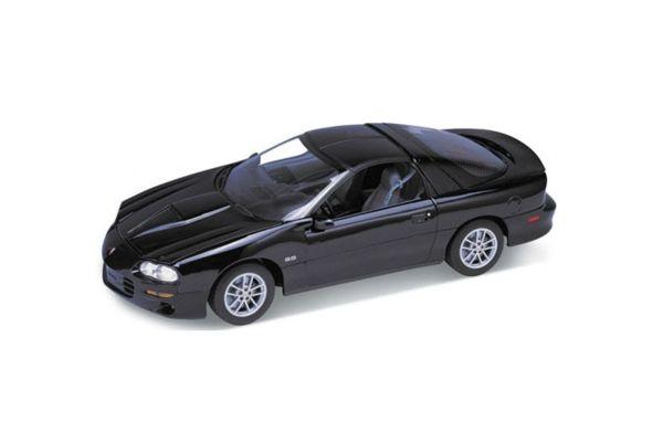 WELLY 1/24scale Chevrolet Camaro SS 2002  Black   [No.WE22424BK]
