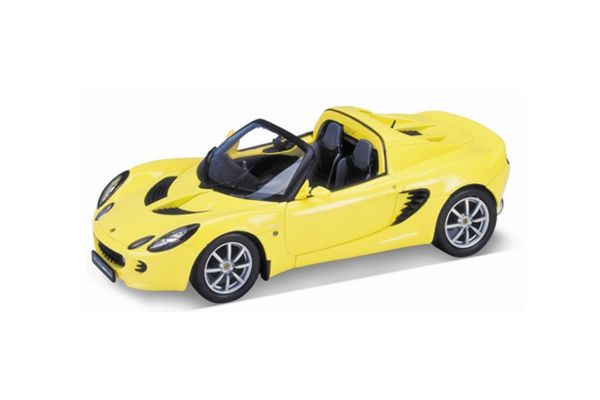 WELLY 1/24scale Lotus Elise 111S 2013 Yellow  [No.WE22447Y]