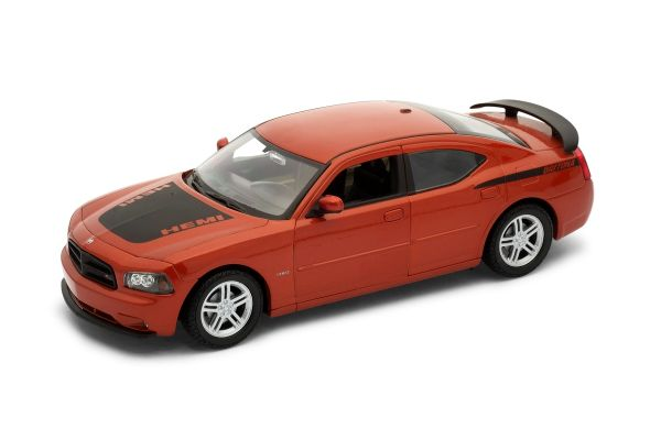 WELLY 1/24scale DODGE CHARGER Daytona R / T 2006 Orange  [No.WE22476OR]