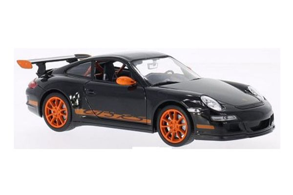 WELLY 1/24scale Porsche 911 (997) GT 3 RS Black  [No.WE22495BK]