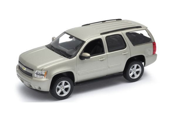 WELLY 1/24scale Chevrolet Tahoe 2008  Gold   [No.WE22509GL]