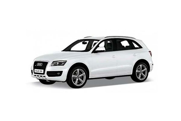 WELLY 1/24scale Audi Q5 White [No.WE22518W]