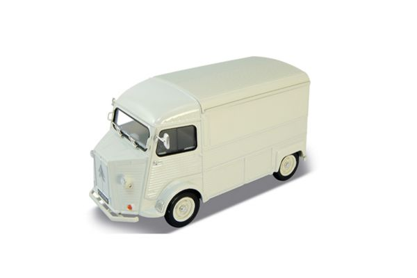 WELLY 1/24scale Citroen Type H (Pearl) ※ Cotton Pearl White system  [No.WE24019P]