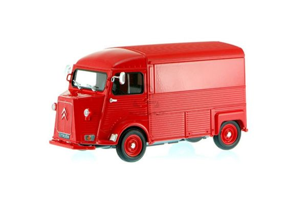 WELLY 1/24scale Citroen Type H Red [No.WE24019R]