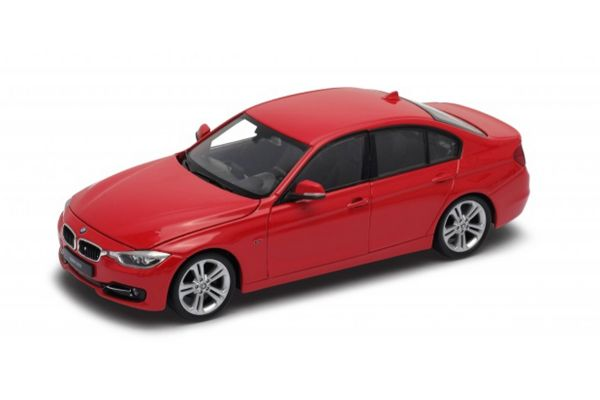 WELLY 1/24scale BMW 335I RED [No.WE24039R]
