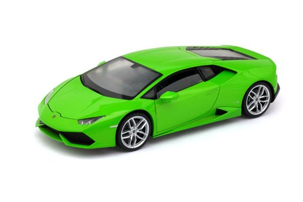 WELLY 1/24scale Lamborghini Huracan LP610-4 Green  [No.WE24056GR]