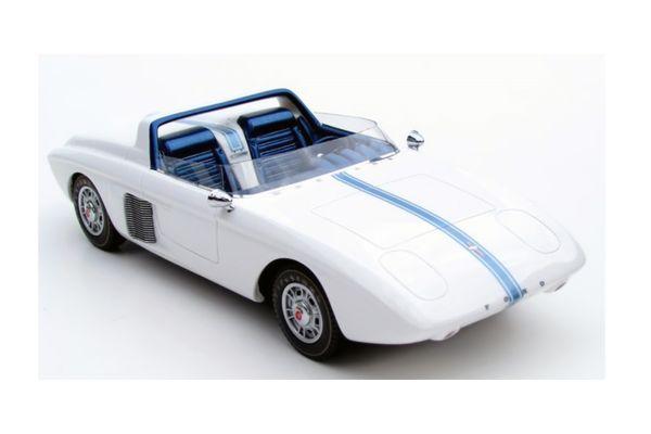 Automodello 1/24scale フォード ムスタング I コンセプト 1962年10月US GPデビュー  [No.AM24FOR-M1C]