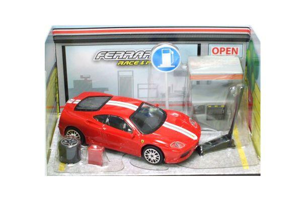 Bburago 1/43scale Ferrari Challenge Stradale Red [No.28-31126R]