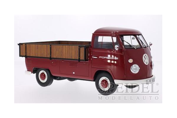 Premium ClassiXXs 1/18scale VW Pick up Holzpritsche ポルシェ レジンモデル Red [No.PCS30075]