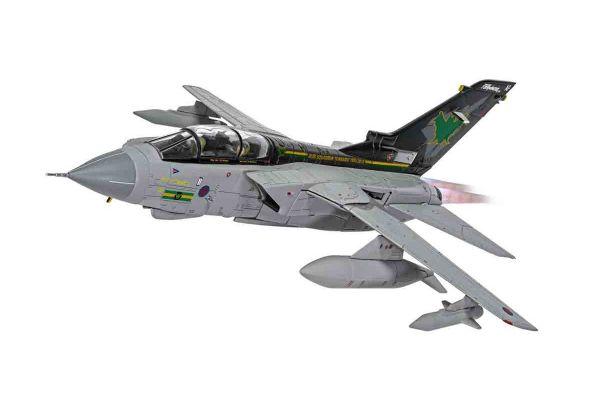 CORGI 1/72scale Panavia Tornado GR.4 ZG775 IX Squadron retired RAF Marham March 2019  [No.CGAA33620]
