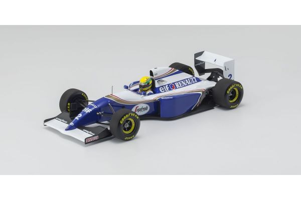 MINICHAMPS 1/18scale WILLIAMS RENAULT FW16 – AYRTON SENNA – SAN MARINO GP 1994  [No.540941832]