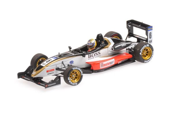 MINICHAMPS 1/43scale DALLARA MERCEDES F303 – NICO ROSBERG – MACAU GP 2003  [No.410030306]