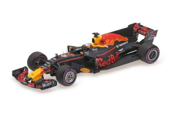 MINICHAMPS 1/43scale RED BULL RACING TAG-HEUER RB13 – DANIEL RICCIARDO – AUSTRALIAN GP 2017  [No.410170003]