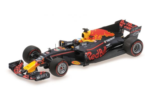 MINICHAMPS 1/43scale RED BULL RACING TAG-HEUER RB13 – DANIEL RICCIARDO – CHINESE GP 2017  [No.410170203]