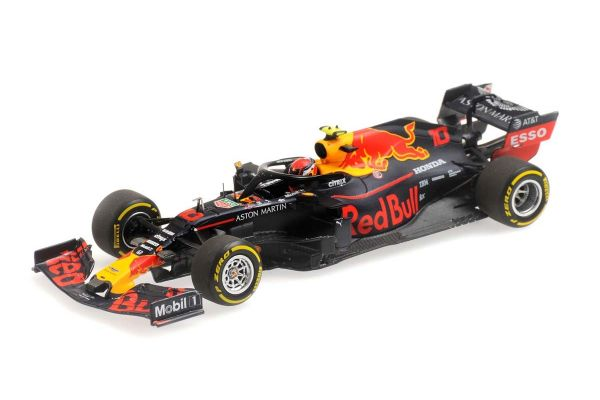 MINICHAMPS 1/43scale Aston Martin Red Bull Racing Honda RB15 Pierre Gasly 2019  [No.410190010]