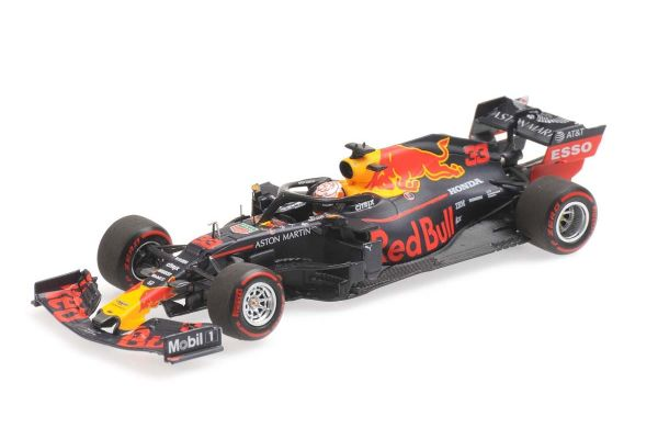 MINICHAMPS 1/43scale Aston Martin Red Bull Racing Honda RB15 Max Verstappen 2019  [No.410190033]