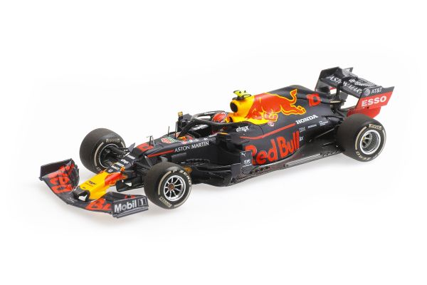 MINICHAMPS 1/43scale ASTON MARTIN RED BULL RACING TAG-HEUER RB15 – PIERRE GASLY – AUSTRIAN GP 2019  [No.410190910]