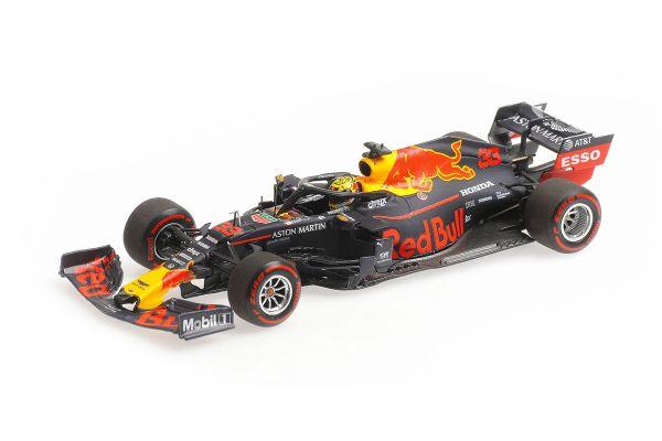 MINICHAMPS 1/43scale Aston Martin Red Bull Racing Honda RB15 Max Verstappen Austria GP 2019 Winner  [No.410190933]