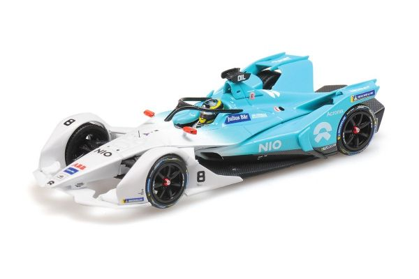 MINICHAMPS 1/43scale FORMULA E SEASON 5 – NIO FORMULA E TEAM – TOM DILLMANN  [No.414180008]