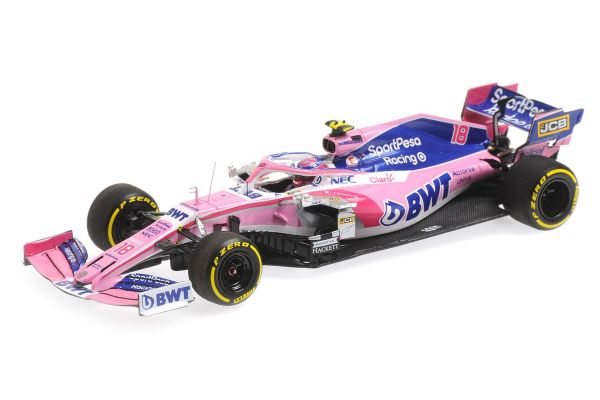 MINICHAMPS 1/43scale Sports Pesa Racing Point F1 Team Mercedes RP19 Lance Stroll 2019  [No.417190018]