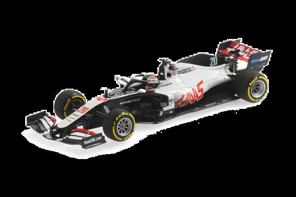 MINICHAMPS 1/43scale Haas F1 Team VF-20 Kevin Magnussen 2020 LAUNCH SPEC  [No.417200020]