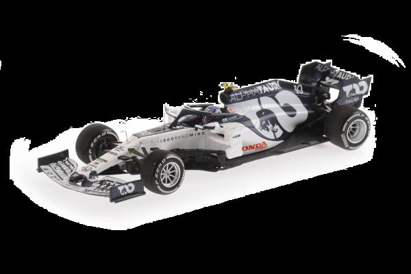 MINICHAMPS 1/43scale Scuderia AlphaTauri Racing Honda AT1 Pierre Guthrie Austria GP 2020  [No.417200110]