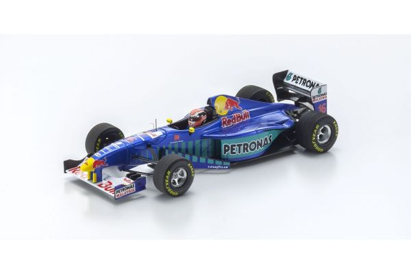 MINICHAMPS 1/43scale SAUBER FERRARI C16 – JOHNNY HERBERT – 1997  [No.417970016]