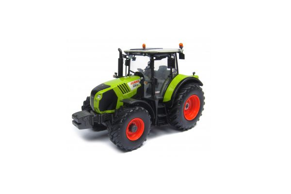 UNIVERSAL HOBBIES 1/32scale Claas Arion 550 フロントウェイト付  [No.E4298]