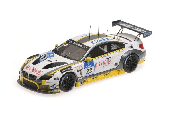 MINICHAMPS 1/43scale BMW M6 GT3 – ROWE RACING – SIMS/ENG/MARTIN/WERNER – 24H NÜRBURGRING 2016  [No.437162623]
