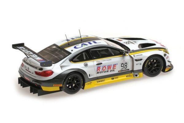Asian Le Mans Minichamps 1:43 bmw m6 gt3 Yu//lida//blomqvist AAI Racing Team