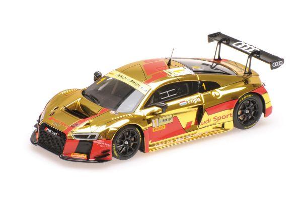 MINICHAMPS 1/43scale AUDI R8 LMS – AUDI SPORT TEAM WRT – FRIJNS – MACAU GT CUP – FIA GT WORLD CUP 2017  [No.437171799]