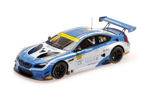 MINICHAMPS 1/43scale BMW M6 GT3 – FIRST TEAM AAI – WITTMANN – MACAU GT CUP – FIA GT WORLD CUP 2017  [No.437172691]