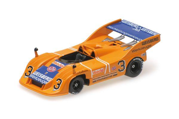 MINICHAMPS 1/43scale PORSCHE 917/20 TURBO – FELDER RACING TEAM – HELMUT KELLENERS – INTERSERIE 1973  [No.437736103]