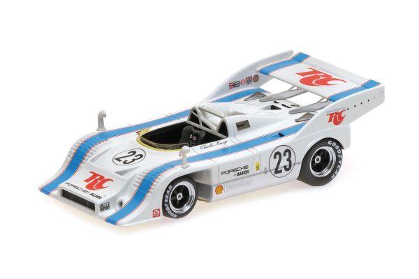 MINICHAMPS 1/43scale PORSCHE 917/10 – RINZLER RACING – CHARLIE KEMP – WINNER CAN-AM MOSPORT 1973  [No.437736523]