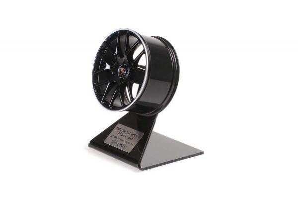 MINICHAMPS 1/5scale Porsche 997.2 Turbo Wheel 2010 Black / Silver  [No.500601998]