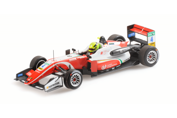 MINICHAMPS 1/43scale Dallara M F317 Mick Schumacher F3 European 2018  [No.517184304]