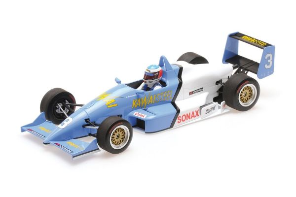 MINICHAMPS 1/18scale REYNARD SPIESS F903 – MICHAEL SCHUMACHER – WINNER MACAU GP 1990  [No.517901803]