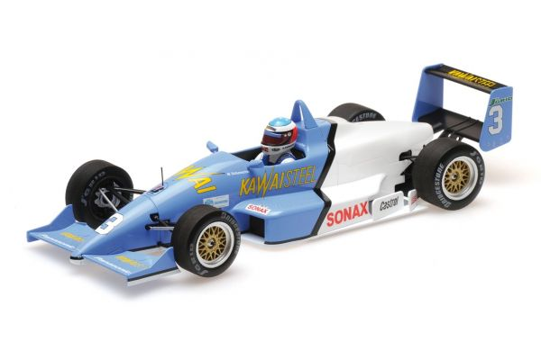 MINICHAMPS 1/18scale REYNARD SPIESS F903 – MICHAEL SCHUMACHER – WINNER 1ST INTERNATIONAL F3 LEAGUE FUJI SPEEDWAY 1990  [No.517901823]